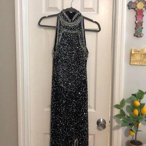 Dresses & Skirts - Long black bodycon formal dress